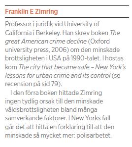 Franklin E Zimring presentation Neo nr 2 2012