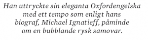 Isaiah Berlin Gina Gustavsson essä Neo nr 5 2011 citat2