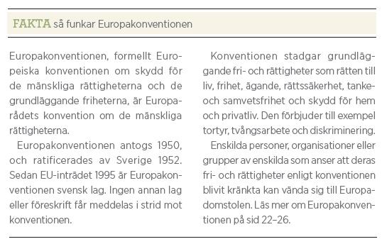Mårten Schultz Barnens rätt är fel barnkonventionen Neo nr 4 2011 fakta Europakonventionen