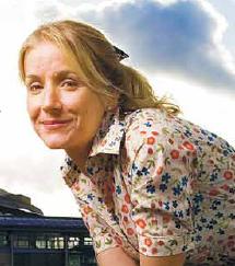 Brooke Magnanti arbetade som call girl medan hon doktorerade i London, och bloggade om sina erfarenheter. Foto: Richard Saker/Guardian News & Media Ltd 2009