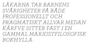 Kjell Häglund ADHD kan lindras och brottsligheten minskas, men sekten hotar forskning och åtgärder Neo nr 2 2013 citat3