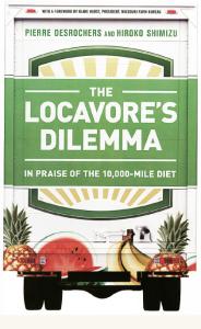 Patrik Strömer recensioner Neo nr 2 2013 Food junkie Locavore's dilemma hipstermat LD