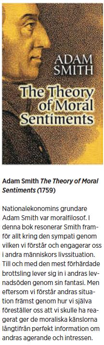 Deirdre McCloskey Borgerliga dygder Neo nr 4 2010 Mattias Svensson Bourgeois Virtues Bourgeois Dignity Adam Smith Theory of moral sentiments