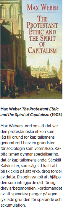 Deirdre McCloskey Borgerliga dygder Neo nr 4 2010 Mattias Svensson Bourgeois Virtues Bourgeois Dignity Max Weber the protestant ethic and the spirit of capitalism