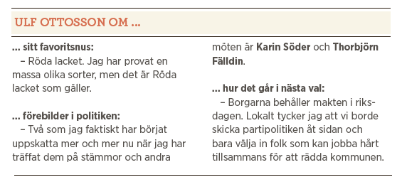 Intervju Ulf Ottosson Fredrik Westerlund centern snus Arjeplog Neo nr 3 2013 om