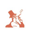 Dan Korn kulturskymning goda cigarrer god litteratur pipa Neo nr 4 2013 illustration Krista Nyberg