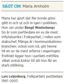 Maria Arnholm intervju Mattias Svensson jämställdhetsminister feminism folkpartiet Mattias svensson Neo nr 6 2013 Lars Leijonborg
