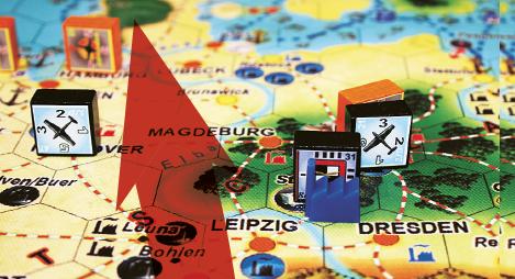 Patrik Strömer Tysk strategi erövrar världen brädspel gamer Neo nr 6 2013 Fem bra spel från Essen