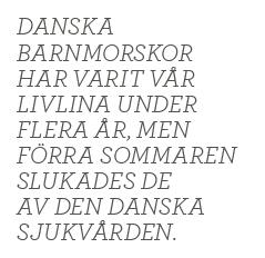 Sara Assarsson Nya mirakler varje dag förlossningsvården Malmö BB barnmorskor Neo nr 1 2014 citat2