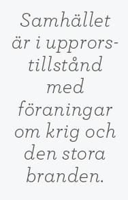 Linda Skugge recension Jerker Virdborg Staden och lågorna Neo nr 1 2014 citat