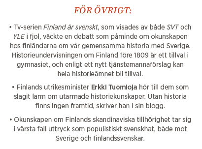 Sylvia Bjon krönika Finland skola Neo nr 1 2014 extra