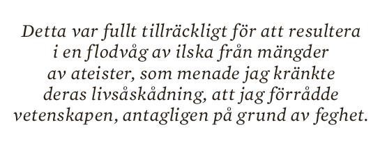 Dick Harrison essä Kränkta av fakta Neo nr 1 2014 citat2