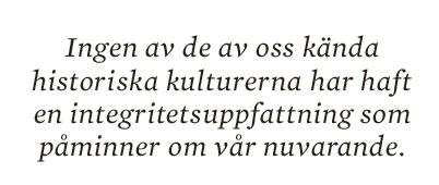 Dick Harrison essä Kränkta av fakta Neo nr 1 2014 citat3