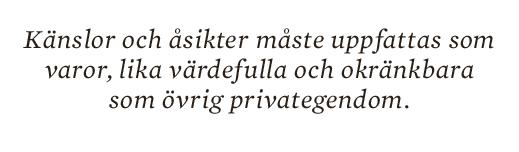 Dick Harrison essä Kränkta av fakta Neo nr 1 2014 citat5