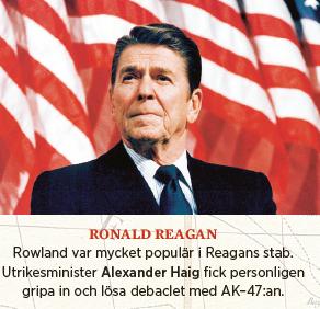 "Bengt Nilsson Roland Tiny Rowlands Afrika en liten rest av ""Tinys"" imperium Neo nr 1 2014 Ronald Reagan"