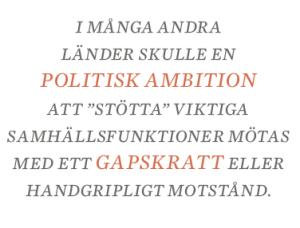 Fredrik Johansson krönika public service civilsamhälle Neo nr 2 2014 citat