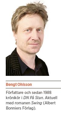 Bengt Ohlsson recension Lennart Pehrson Den nya världen USA amerikanism Karl Oskar Kristina utvandrare Neo nr 3 2014