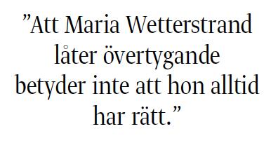 Intervju Maria Wetterstrand Anders Wallner Paulina Neuding Mattias Svensson rödgröna Fokus Lars Ohly Mona Sahlin Neo nr 2 2010  citat4