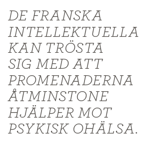 Mattias Svensson kondition intelligens värnpliktsstudien Bunkeflo Ingegerd Ericsson Magnus Lindwall Göran Hägglund Alain Finkelkraut Boris Johnson Nicolas Sarkozy maraton AIK Neo nr 5 2014  citat
