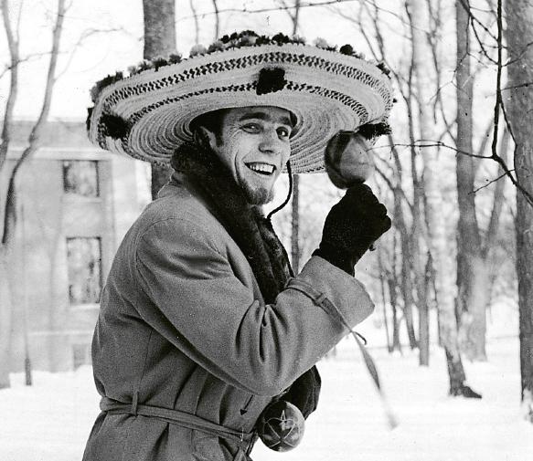 Ove Thörnqvist föredrog spanska skatter. Foto: Åke Borglund  / TT
