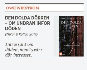 Linda Skugge recension Owe Wikström Den dolda dörren  Neo nr 5 2014