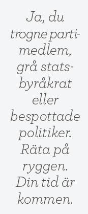 John Micklethwait & Adrian Wooldridge The fourth revolution recension Mattias Svensson Neo nr 5 2014 citat