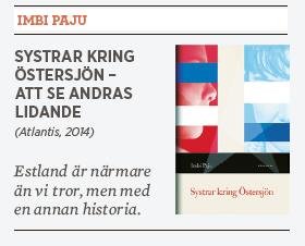Imbi Paju Systrar kring Östersjön recension Hanna Lager Neo nr 5 2014