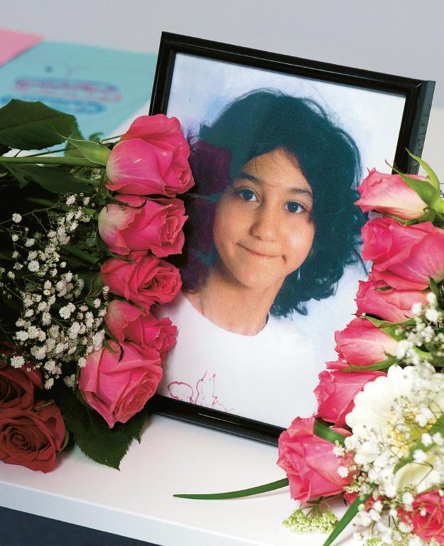 I februari 2013 kom Yara som ensamkommande flyktingbarn till Sverige. På valborgsmässoafton i år blev hon ihjälslagen i sitt hem på Pantarholmen i Karlskrona. Huvudmisstänkta för brottet är hennes vårdnadshavare.  Foto: Fredrik Sandberg / TT