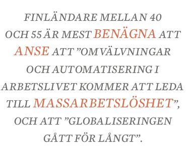 Sylvia Bjon Generation X Finland globalisering Neo nr 5 2014