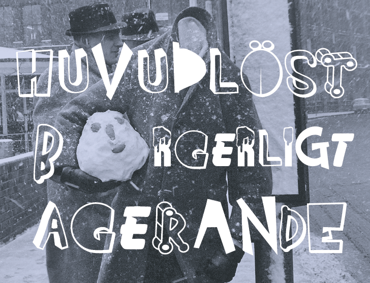 Hans Bergström Huvudlöst borgerligt agerande Fredrik Reinfeldt Alliansen tiggeri Gudrun Schyman Maria Wetterstrand Stefan Löfven Neo nr 6 2014
