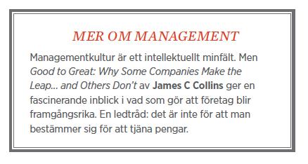 Fredrik Johansson vinst välfärd Stefan Löfven Gustav Fridolin Jabar Amin Neo nr 6 2014 management