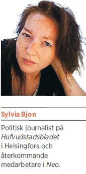 Sylvia Bjon Finlandisering Sovjet Lening Sauli Niinistö Ville Niinistö Neo nr 6 2014 presentation