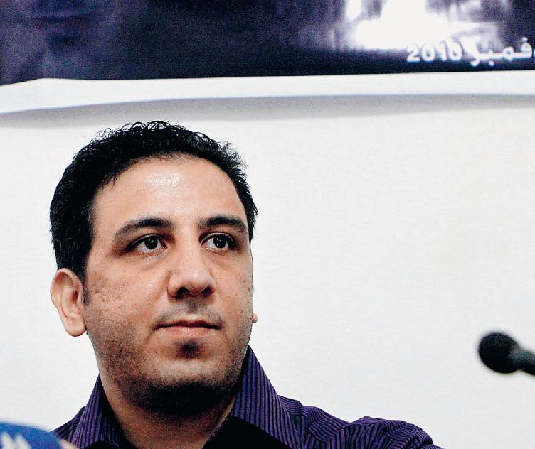 – Det var ett skådespel. Majoriteten tilläts kontrollera minoriteterna. Det är inte demokrati. Utan frihet och rättigheter finns inget skydd för minoriteten att leva som de önskar. Nu blev det istället fritt fram för extremister att attackera minoriteter med annan tro, säger Karim Amer om utvecklingen efter den arabiska våren. Foto: Amr Nabil / AP / TT