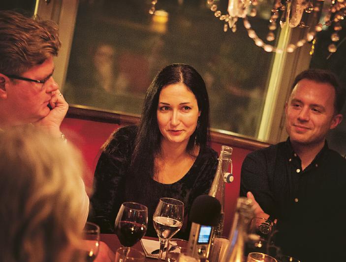 – Jag tror att det finns ett sug bland liberaler, säger Sakine Madon. Foto: Annika Berglund