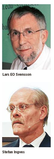 Riksbanken stefan Ingves Lars EO Svensson Neo nr 1 2015