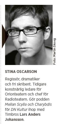 Stina Oscarson Högersamhälle public service P3 humor Ivar Arpi  Gärna mångfald men ingen höger humor Neo nr 2 2015