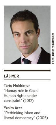 "Björn Brenner avhandling ""Islamist governance Hamas style: Readings from the Palestinian experiment in Islamic democracy"" Neo nr 3 2015"