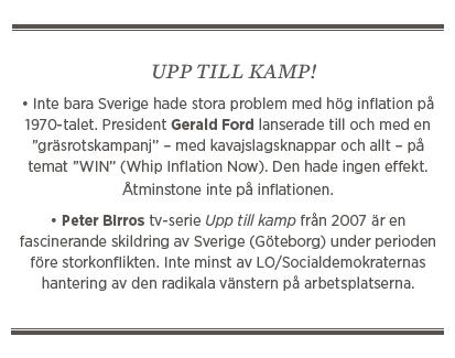 Fredrik Johansson strejk LO SAF SVT lockout Neo nr 3 2015 Upp till kamp
