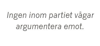 Hans Bergström krönika Socialdemokratins svek Daniel Suhonen Håkan Juholt Jonas Sjöstedt Gudrun Schyman Neo nr 3 2015 citat