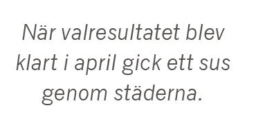 Sylvia Bjon Finland valet 2015 Sannfinländarna Centern Annie Lööf Juha Sipilä Timo Soini Neo nr 3 2015 citat