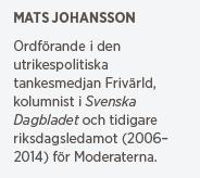 Mats Johansson recension Fredrik Reinfeldt Halvvägs Albert Bonniers förlag Gun Hellsvik Kofi Annan Göran Persson Barack Obama Vladimir Putin Neo nr 4 2015 pres