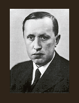 "Karel Čapek, upphovsmannen till termen ""robot""."