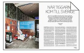 Per Gudmundson Romer reflektion tiggare Mattias Svensson Neo nr 4 2015