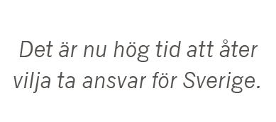 Hans Bergström Tid att välta bordet Stefan Löfven Jonas Sjöstedt Neo nr 4 2015 citat