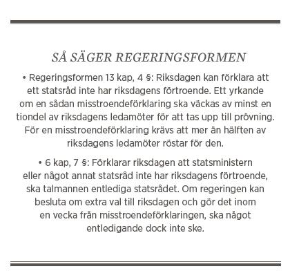 Hans Bergström Tid att välta bordet Stefan Löfven Jonas Sjöstedt Neo nr 4 2015 RF