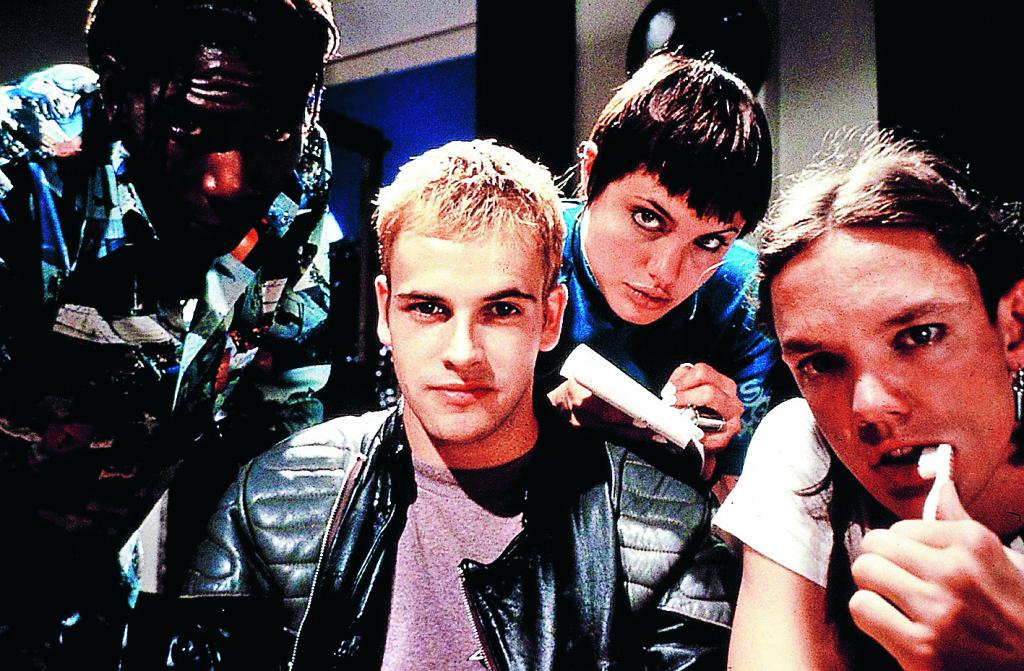 Filmen Hackers från 1995.