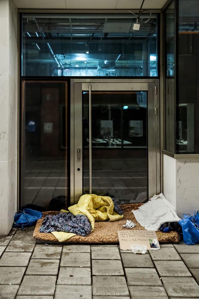 De som kommer till Sverige för att tigga har levt i fattigdom och utsatthet av ett slag som jag, och förmodligen många med mig, inte har känt till vidden av. Foto: Tim Meier