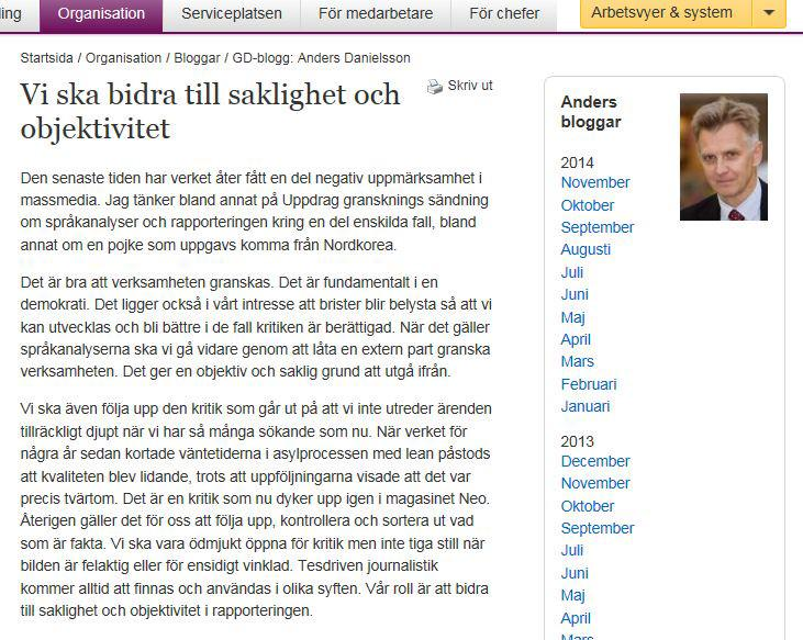 Anders Danielsson GD-blogg